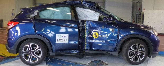 Volkswagen, codas la ultimele teste Euro NCAP, Audi si Honda, punctaje maxime
