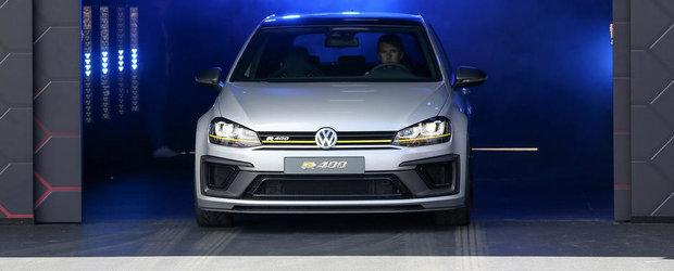 Volkswagen confirma versiunea de serie a conceptului Golf R400