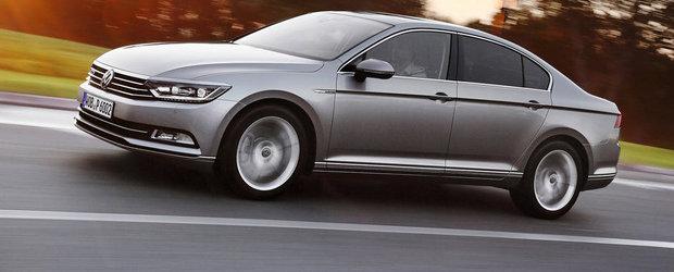Volkswagen depaseste Toyota si devine cel mai mare constructor auto din lume