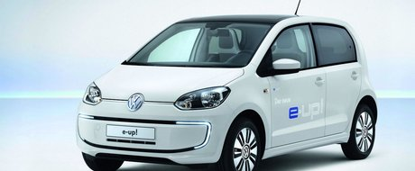 Volkswagen e-up! are un pret dubios de mare: 26.900 Euro