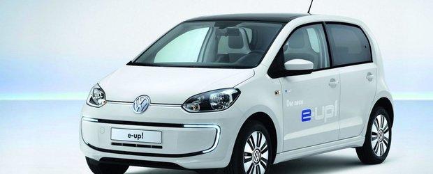 Volkswagen e-up! are un pret dubios de mare: 26.900 Euro