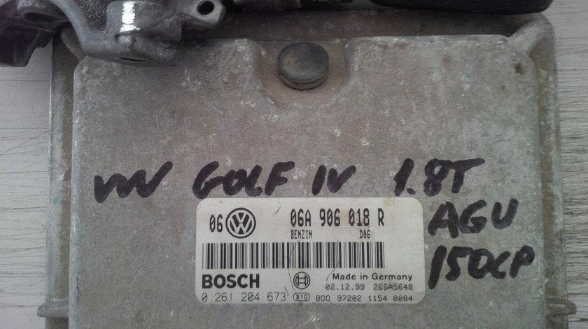 volkswagen golf 4 1.8t agu 06A906018R BOSCH 0261204673