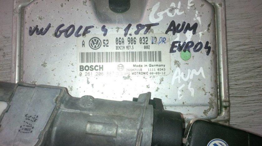 volkswagen golf 4 1.8t aum 06A906032DR BOSCH 0261206887