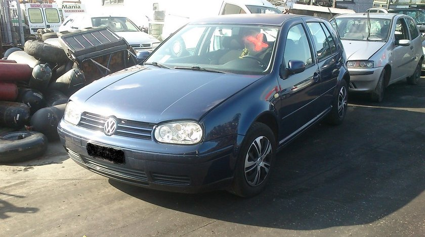 Volkswagen golf 4 hatchback an 1999 motor 1 6sr tip AKL