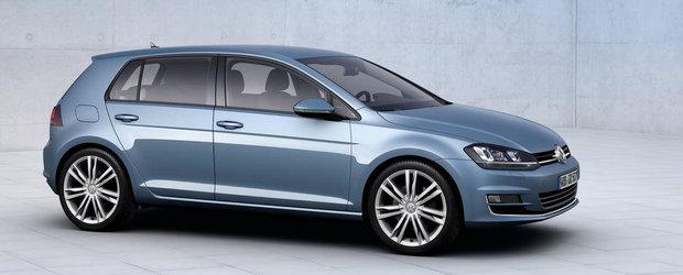 Volkswagen Golf 7 este masina anului in Europa