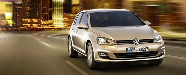 Volkswagen Golf 7 este 'World Car of the Year'