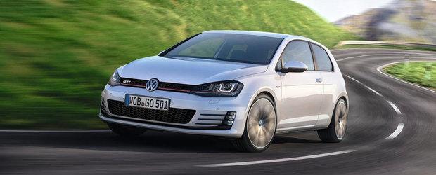 Volkswagen Golf 7 GTI porneste in Romania de la 26.000 de euro
