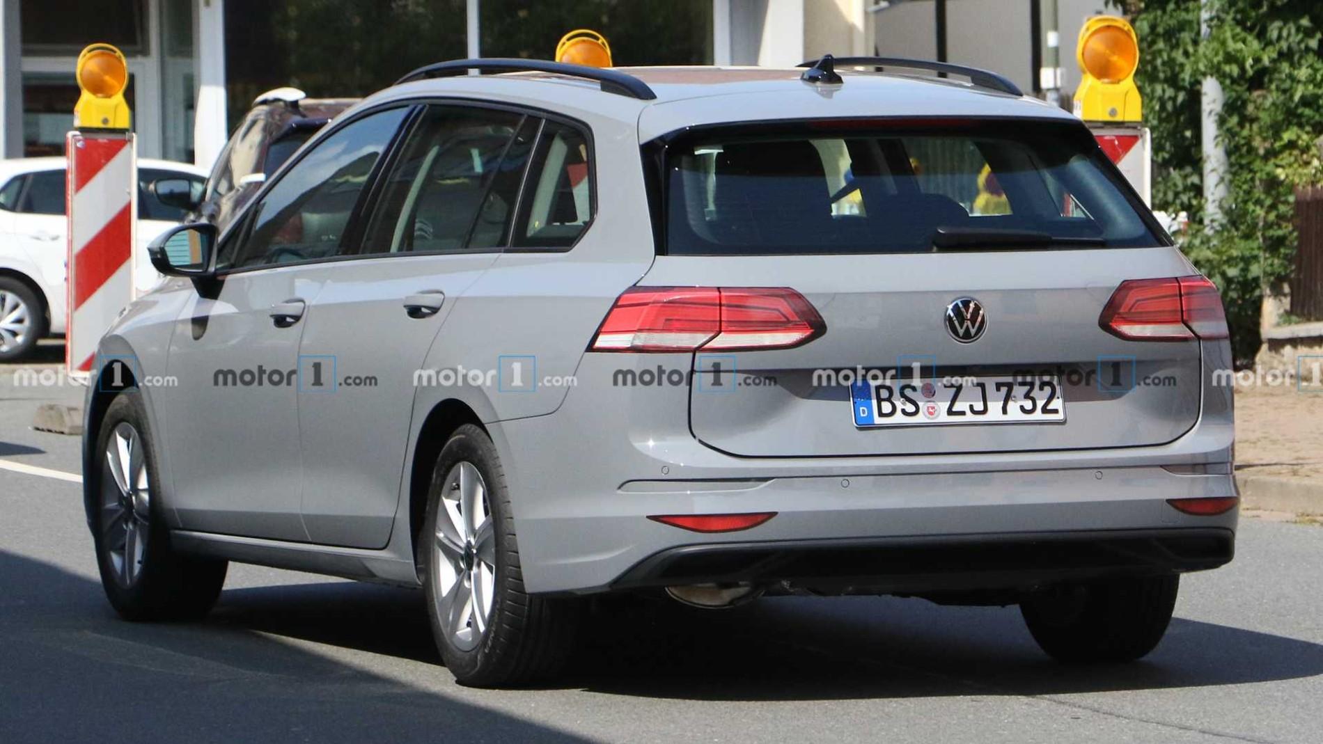 Volkswagen Golf 8 Variant - Volkswagen Golf 8 Variant