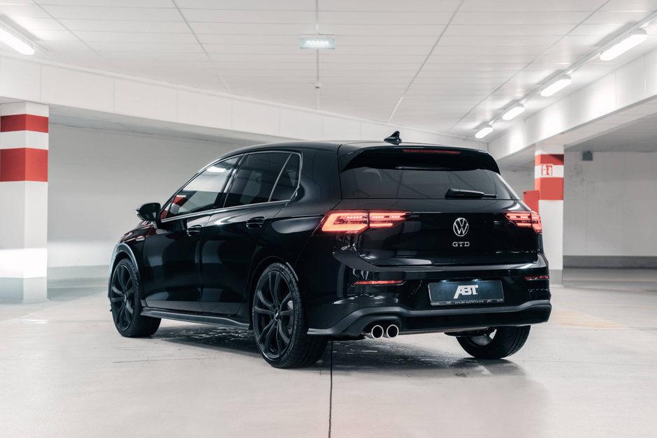 Volkswagen Golf GTD de la ABT Sportsline