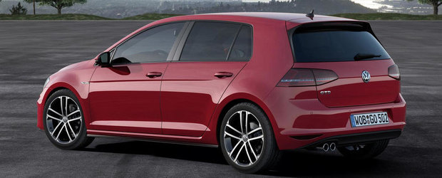 Volkswagen Golf GTD - Performanta intalneste eficienta