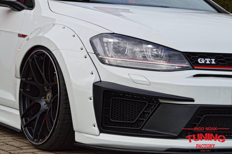 Volkswagen Golf GTI by Ingo Noak