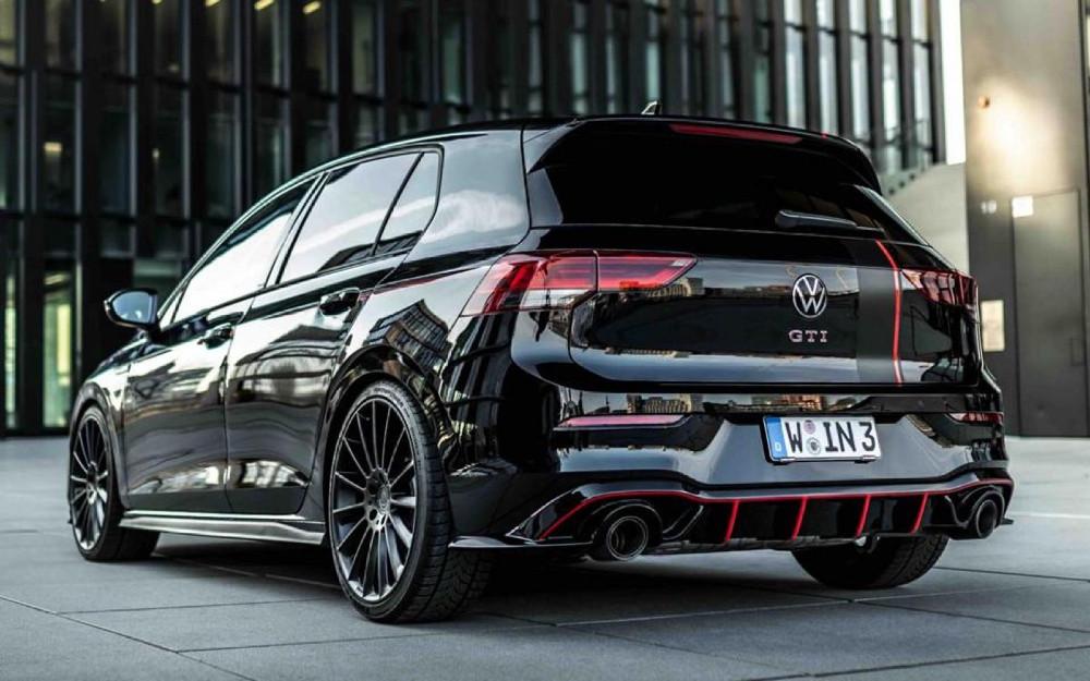 Volkswagen Golf GTI de la Manhart Performance - Volkswagen Golf GTI de la Manhart Performance