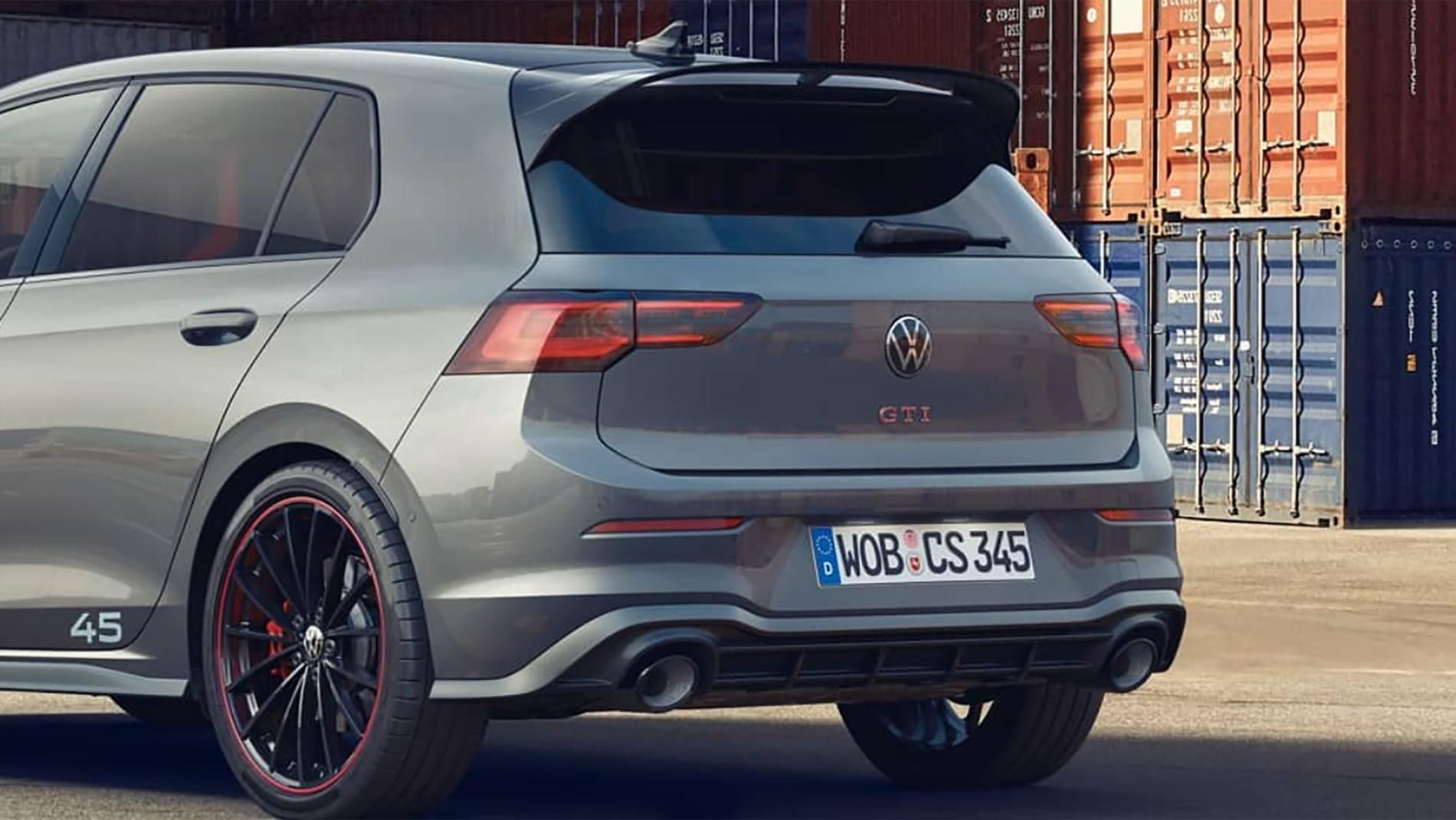 Volkswagen Golf GTI Edition 45 - Volkswagen Golf GTI Edition 45