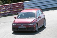 Volkswagen Golf GTI TCR necamuflat