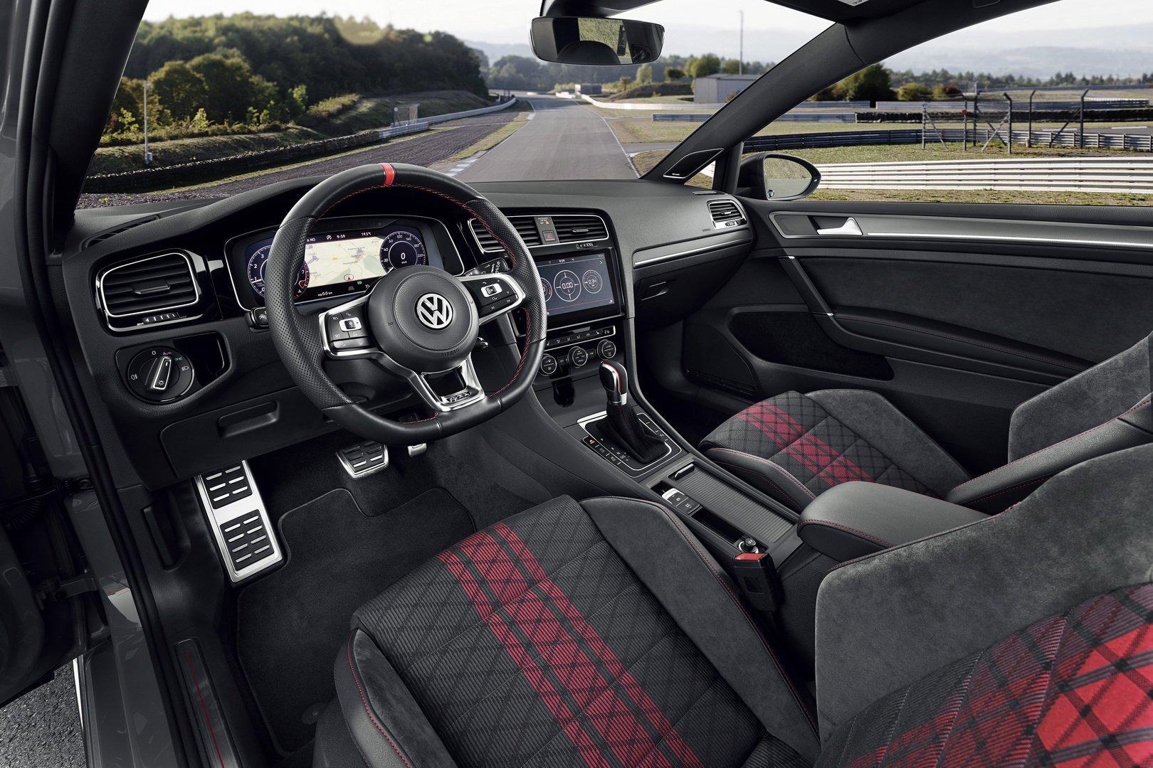 Volkswagen Golf GTI TCR - Volkswagen Golf GTI TCR