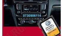 Volkswagen Golf Passat SD Card Harta DISCOVER MEDI...