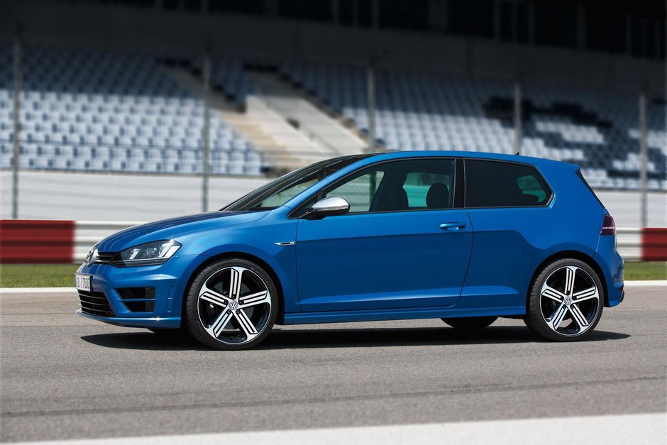 Volkswagen Golf R - Galerie Foto