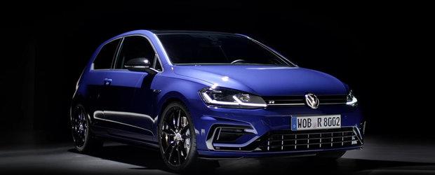 Volkswagen Golf R renunta la compromisuri cu pachetul Performance si evacuare Akrapovic