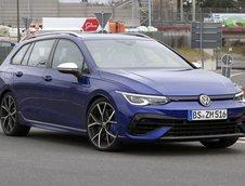 Volkswagen Golf R Variant - Poze spion