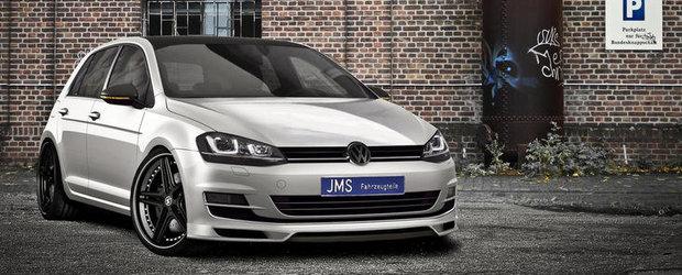 Volkswagen Golf VII primeste un nou pachet de tuning. De-aceasta data de la JMS!