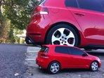 Volkswagen GTI 2.0 TSI 211 hp