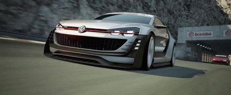 Volkswagen GTI Supersport se alatura petrecerii Gran Turismo 6...