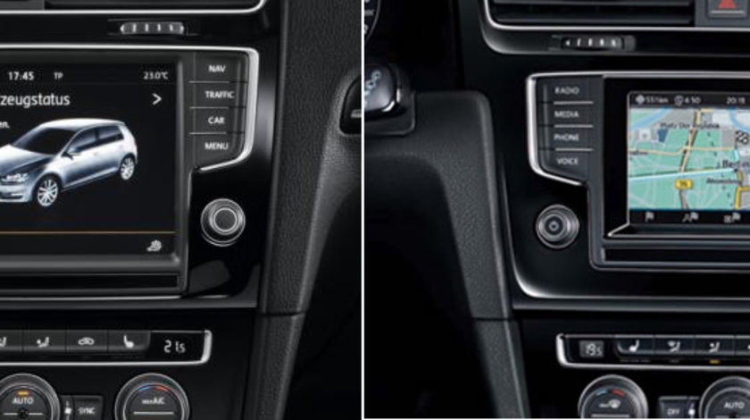 Volkswagen Harta Navigatie DISCOVER Pro si Discover Media MIB 2020/2021