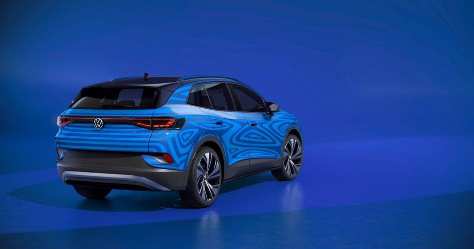 Volkswagen ID.4 - Primele poze