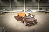 Volkswagen imbracat in piele