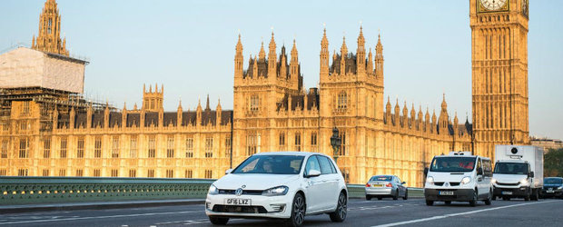 Volkswagen in razboi cu primarul Londrei. Nemtii pusi sa plateasca 2,5 milioane de lire sterline