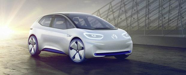Volkswagen incearca sa se scuze pentru Dieselgate cu aceasta masina 100% electrica