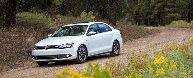 Volkswagen Jetta Hybrid va fi livrat catre clienti din aprilie 2013