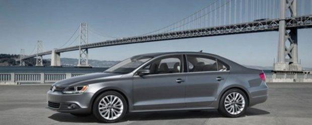 Volkswagen Jetta - Primele imagini!
