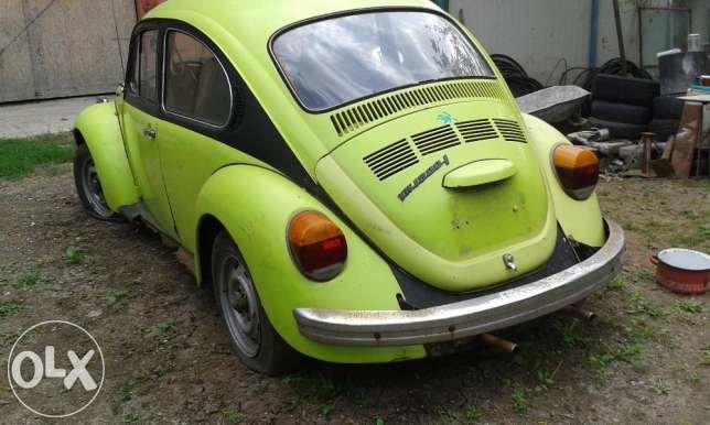 Volkswagen Kafer 1303