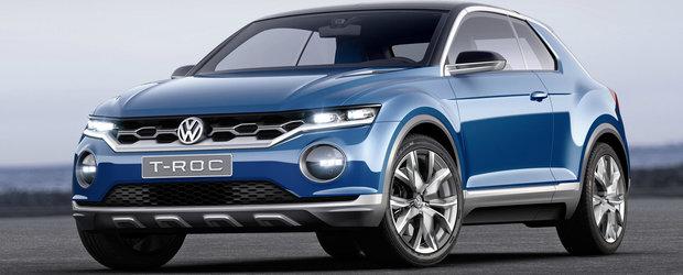 Volkswagen lanseaza anul acesta un nou crossover care sa fure din clientii Daciei Duster