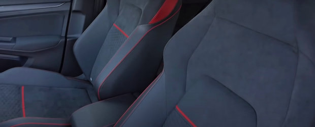 Volkswagen lanseaza cel mai puternic Golf 8 cu tractiune fata de pana acum. Cum arata in realitate noul model