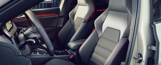 Volkswagen lanseaza cel mai puternic Golf 8 de pana acum. Galerie foto completa