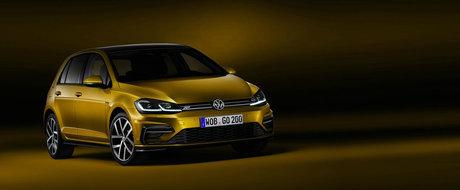 Volkswagen lanseaza pachetul R-Line pentru noul Golf