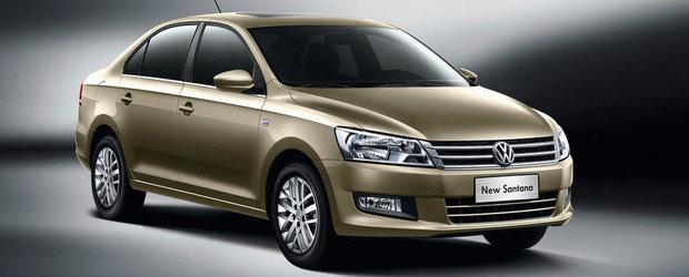 Volkswagen lanseaza un rival pentru Dacia in 2016