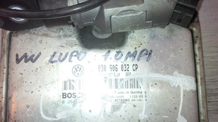 volkswagen lupo 1.0mpi 030906032CP BOSCH