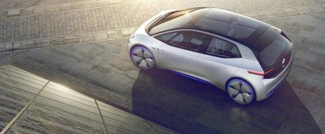 Volkswagen nu se multumeste cu jumatati de masura. Nemtii pregatesc o intreaga gama electrica