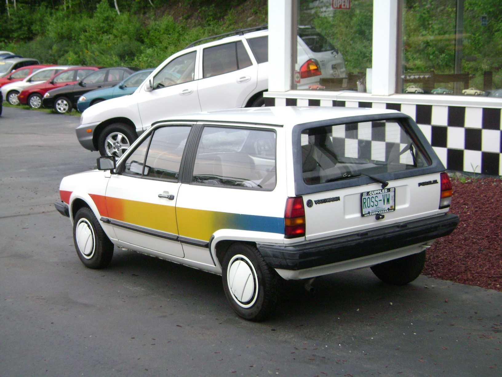 Volkswagen Oko-Polo - Volkswagen Oko-Polo