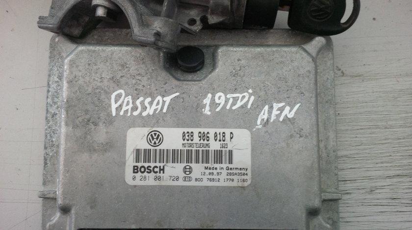 volkswagen passat 1.9tdi afn 038906018P BOSCH 0281001720