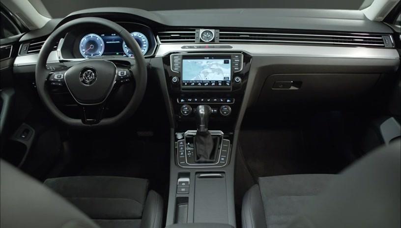 Volkswagen Passat B8 Design Interior P90japmx2b