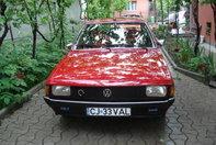Volkswagen Passat Dasher '77 - pasiunea pentru masini nu tine cont de varsta