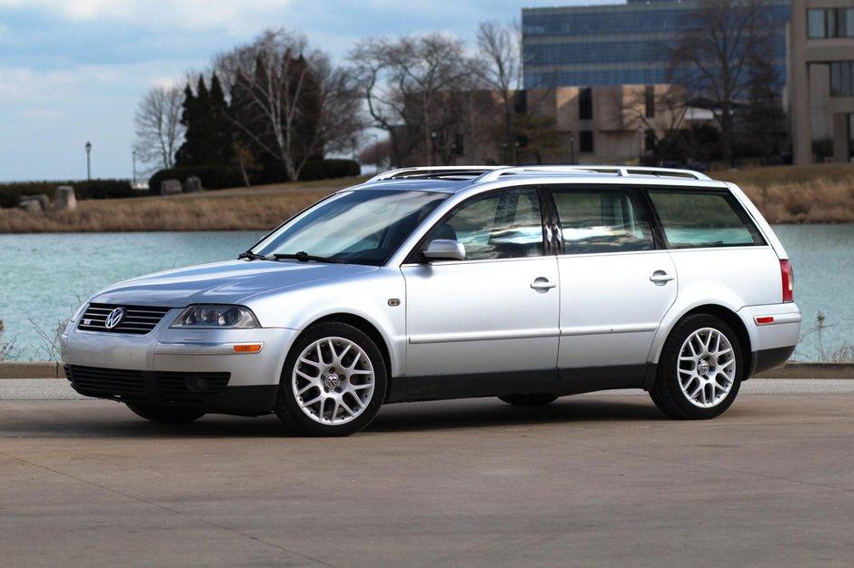 Volkswagen Passat W8 de vanzare
