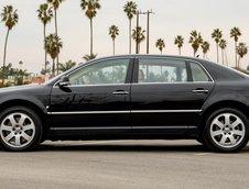 Volkswagen Phaeton cu 12.000 de km in bord