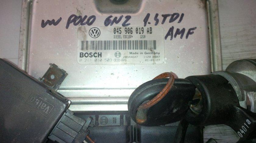 volkswagen polo 6n2 1.4tdi amf 045906019AB BOSCH 0281010503