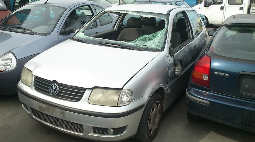 Volkswagen polo 6n2 an 2001 motor 1.4tdi tip AMF