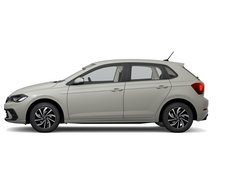 Volkswagen Polo Facelift in configuratia de baza
